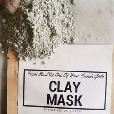 Paint Me Clay Mask