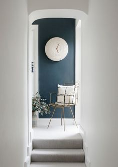 Navy Hues - A Creative Director's Dreamy Modern Farmhouse - Photos