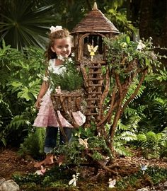 Lovely and Impressive Fairy Garden