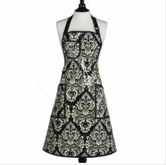 vintage inspired stylist aprons