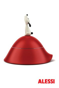 LULÀ - Dog bowl, Miriam Mirri, 2009 #myalessipets #alessi #design
