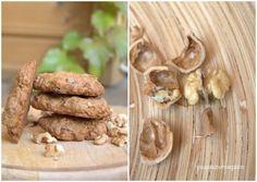Még mindig az őszi finomságokról: sütőtökös keksz