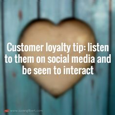 Listening to the voices of your customers will benefit your business in the long run.