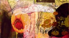 Orly Avineri, an amazing artist!!!!!  I love her work!  http://oneartistjournal.com/