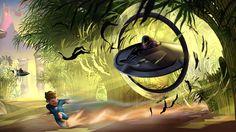 The Incredibles Visual Development