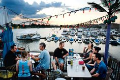 9 Places to Drink and Dine By the Water in Washington | Fun on the Water | Washingtonian
