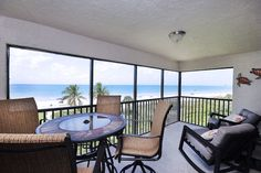 King's Crown 317 - Sanibel Island, Florida. Breathtaking gulf front, two bedroom, two bath penthouse condominium. Totally renovated summer of 2015. All top of the line furnishings compliment the panoramic Gulf front views. 3 flat screen TV's. This unit has all the creature comforts of home. Book early for this very desirable condominum.