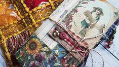 Vintage Farm Garden Junk Journal - On A Whimsical Adventure Design Team ...