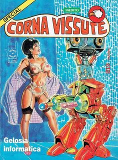 Erotico - CORNA VISSUTE SPECIAL N. 72 - Ediperiodici
