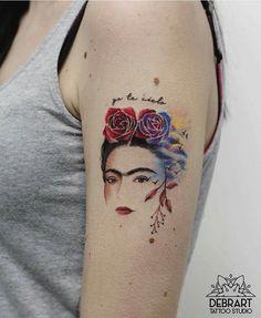 #inspirationtatto Artista: debrartist ➖➖➖➖➖➖➖➖➖➖ Marque sua Tattoo com a Tag #inspirationtatto e sua foto poderá aparecer no perfil. ✒️