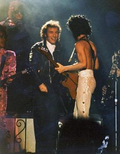 Prince & The Boss