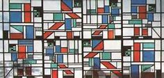 de stijl stained glass - Bing images