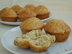 Ma Petite Boulangerie: Lemon-Poppy Seed Muffins