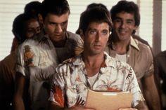 Scarface - Steven Bauer - Al Pacino