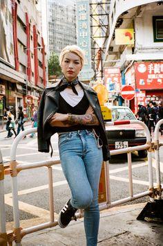 Hong Kong portraits by Duran Levinson