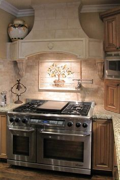 Oh yes..this Dacor Range would look ohhhh, so fabulous in my kitchen..oh the pot filler too!http://pinterest.com/pin/192528952789847511/#