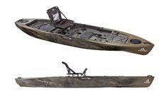 Ascend FS128T Fishing Kayak Review
