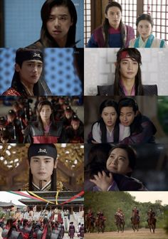 "[Spoiler] ""Hwarang"", the final page @ HanCinema :: The Korean Movie and Drama Database"