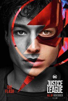 Liga da Justiça | Novos pôsteres individuais são revelados | Notícia | Omelete