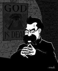 Philosophy of Philosophers Friedrich Nietzsche, Gorilla Wallpaper, Cogito Ergo Sum, Glass Photography, Writers And Poets, Guitar Art, Artist Life, Art And Architecture, Caricature