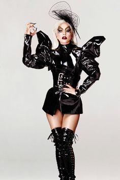 HausLabs:Lady Gaga/Daniel SannwaldYou can find Lady gaga and more on our website. Lady Gaga Outfits, Lady Gaga Fashion, Lady Gaga Dresses, Justin Timberlake, Ellen Degeneres, Musica Lady Gaga, Tatuagem Lady Gaga, Cristiano Ronaldo, Divas