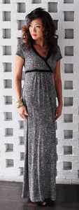 Tanya Dress- Nursing friendly dresses!
