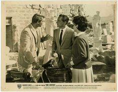 Rome Adventure 1962 Original Photo Still Suzanne Pleshette Troy Donahue | eBay