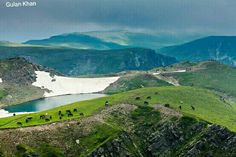 So beautiful photography of Ansoo lake Kaghan Naran Swat valley Khyber Pakhtunkhwa Pakistan