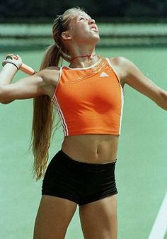 1000+ images about ANNA KOURNIKOVA on Pinterest | Anna, Tennis and ...  Anna Kurnikova