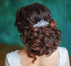 35 New Wedding Hairstyles to Try. To see more: http://www.modwedding.com/2014/03/26/35-new-wedding-hairstyles-to-try/