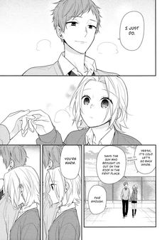Horimiya - ch 59 Page 21 | Batoto!