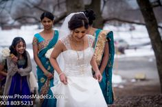 Bridal Party in Malayalee South Indian Christian Wedding in Monastery Church of the Sacred Heart, Wedding Reception at VIP Country Club, New Rochelle wedding along with DJ USA, Make up artist Huma, Golden Weddings and Events, jst 4 your dreams. South Indian Bride, South Indian Groom. Fun Photo  Featured in Maharani Weddings
