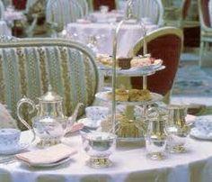 Afternoon Tea en el Ritz de Londres