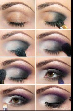 Purple look recreation