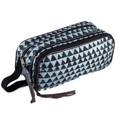 Mongoose Men's Gadget Bag | Shop online at www.GoodiesHub.com Mens Gadgets, Mongoose, Small Bags, Shopping Bag, Zip Around Wallet, Fabric, Cotton, Leather, Tejido