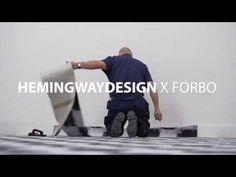 HemingwayDesign X Forbo - YouTube