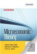 Check out our New Product  Microeconomic Theory COD  AUTHOR:  Andreu Mas-colell, Michael D. Whinston and Jerry R. GreenPublication date: 16.08.2012  Rs.875