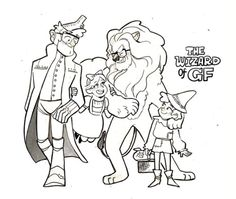 The Wizard of Gravity Falls