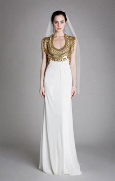 The Temperley Bridal Florence 2013 Collection ~ Elegance and Sophistication Inspired by Film Noir Screen Sirens...