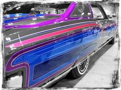 Lifestyle lowrider car club...
