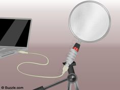 Make a Wi-Fi antenna in these easy steps.