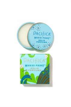 Waikiki Pikake Solid Perfume | Pacifica Perfume