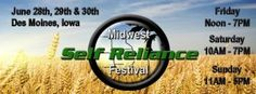 The Midwest Self-Reliance Festival – This Weekend! | This Weekend - Key Note Speakers - The Midwest Self-Reliance Festival   Dr. Bones & Nurse Amy ~~ the Doom and Bloom Hour / Jack Spirko ~~ The Survival Podcast / Jackie Clay ~~ Backwoods Home Magazine