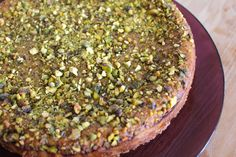 Persian Love cake - The best cake ever!!!! A Thermomix Recipe. Can be made without the Thermomix