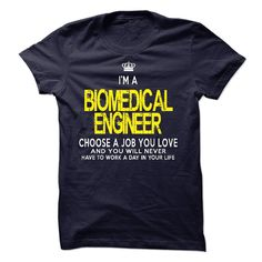 Biomedical Engineer. Check this shirt now: http://www.sunfrogshirts.com/Biomedical-Engineer-3943039-Guys.html?53507