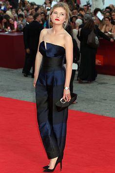"Sophie Kennedy Clark in Stella McCartney at the ""Philomenia"" Premiere"