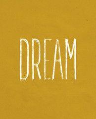 dream on dream on dream on