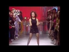 Soul Train Line Dancer Rosie Perez - YouTube ~ Rosie Perez, back in the day, knocking it out on Soul Train. Love it!!!! ♥♥♥