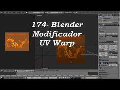 174- Blender - Uv warp modifier - YouTube