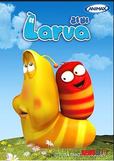 Korean animation Larva.